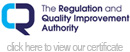 The Regulation and Quality Improvement Authority